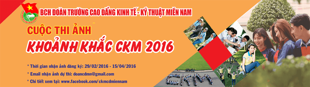 khoảnh khắc CKM 2016