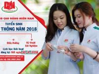 Tuyển sinh Liên thông Cao đẳng Dược - Điều dưỡng - KT xét nghiệm y học đợt 2 năm 2018