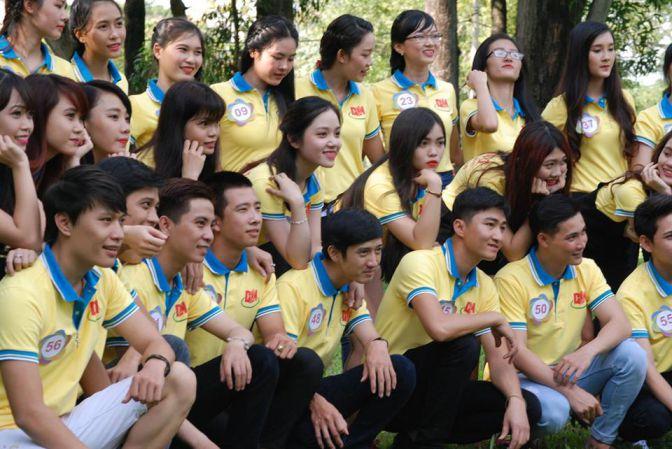 Sinh viên thanh lịch